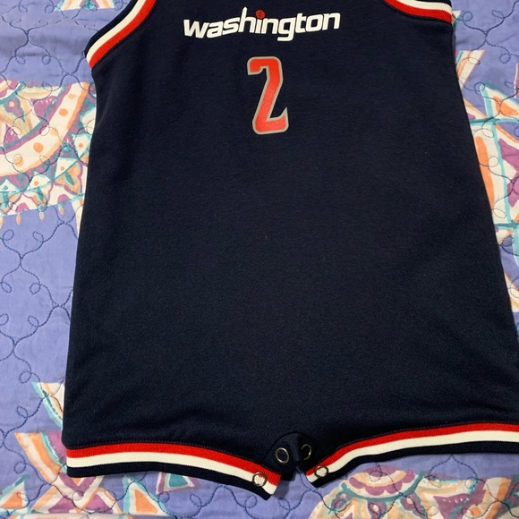 adidas Other - Infant wizards jersey one piece